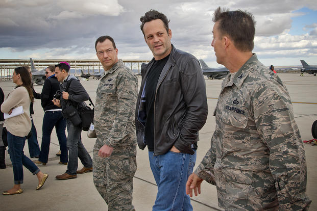 Vince Vaughn Hosts Special Screening Of New Movie At Uso