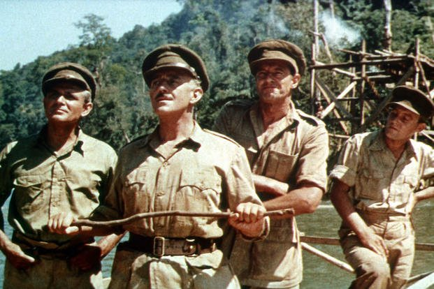 Alec Guinness The Bridge on the River Kwai