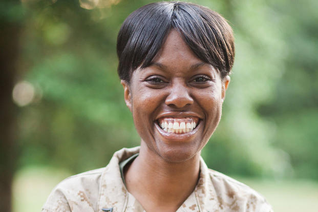 Lance Cpl. Monifa Sterling. Photo by Wynona Benson Photography/Courtesy of Liberty Institute