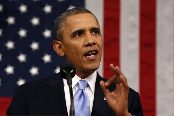 President Barack Obama will deliver his final State of the Union address on Tuesday night; probable topics include the nation's economy, global climate change, and Americans' concerns about terrorism. (White House photo)