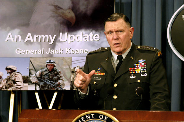Image result for General Keane