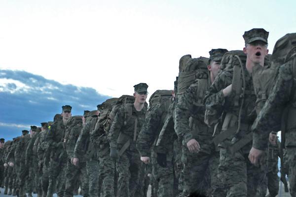united states marine corps reserves