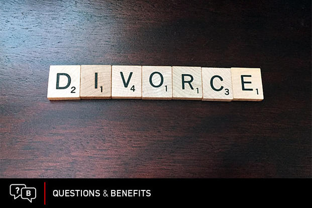 There are very limited circumstances in which divorced spouses receive military benefits.