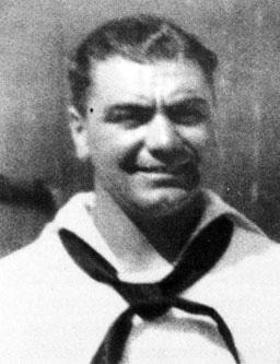 Ernest Borgnine in the Navy