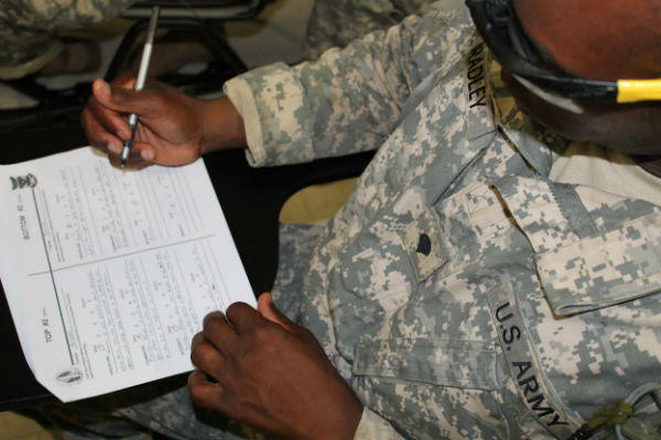 Career Essment Template | Taking A Career Assessment Military Com