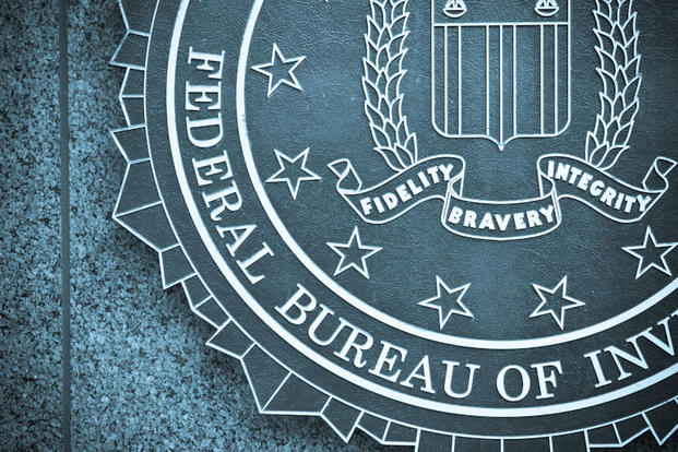 "FBI plaque (Photo: ""FBI"" by Dave Newman (newmanchu)/Flickr)"