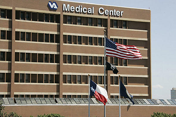 Audie L. Murphy Memorial VA Hospital (U.S. Department of Veterans Affairs photo)