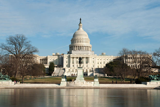 U.S. Capitol Reflecting Pool (Photo: Architect of the Capitol)