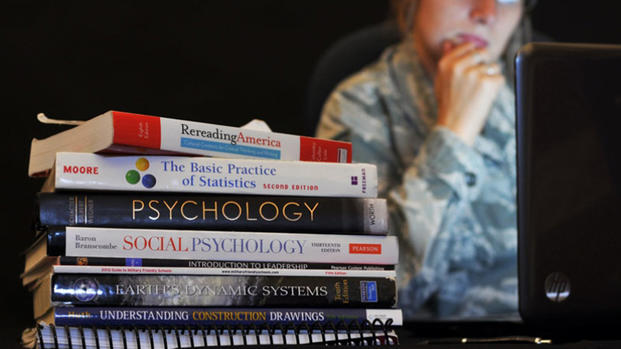 Used College Textbooks >> Saving Money On College Textbooks Not As Easy As It Used To Be