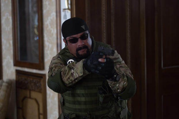 Steven Seagal Takes on...