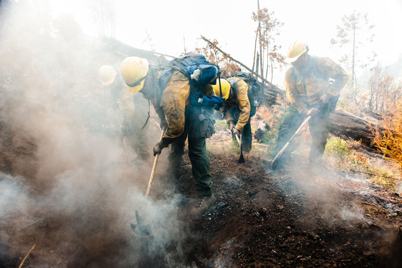 Pentagon Wants to Use AI to Predict the Next Wildfire or Earthquake