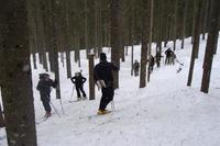 NATO troops participate in the 9th International NCO Winter Camp March 11-18, 2016, in Pokljuka, Slovenia. (NATO photo)