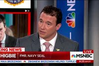 Carl Higbie, a former Navy SEAL, lasted less than six months as the chief of external affairs in the Corporation for National and Community Service. (Image via Twitter)