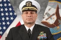 Cmdr. Jessie Sanchez (U.S. Navy Photo)
