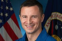 Army Lt. Col. (Dr.) Andrew Morgan, a NASA astronaut and emergency physician credentialed at Brooke Army Medical Center, has been assigned to Expedition 60/61, which is set to launch to the International Space Station in July 2019. (NASA photo/Robert Markowitz)