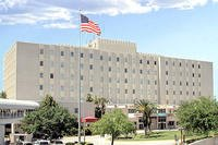 Federal investigators are looking into allegations that officials at the James A. Haley Veterans' Hospital canceled hundreds of patient radiology exams without following safety guidelines and then tried to cover it up. (James A. Haley Veterans' Hospital photo)