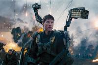 Tom Cruise in the sci-fi film 'Edge of Tomorrow' (Courtesy of Warner Bros Entertainment)