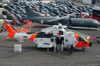 Leonardo's AW101 is in use by Norwegian search-and-rescue forces in the most extreme conditions. We take a tour of the helicopter, and note some interesting innovations, including the ability to lock onto cell phones. (Screenshot from Military.com video)