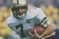 Army QB Ronnie McAda (USMA '97), during his college playing days.