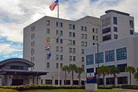 Naval Hospital Jacksonville. Navy photo