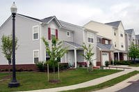 Houses at Bolling Air Force Base, D.C. (Photo: U.S. Air Force)