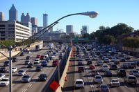 Traffic in Atlanta
