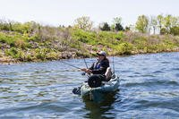 kayak fisherman