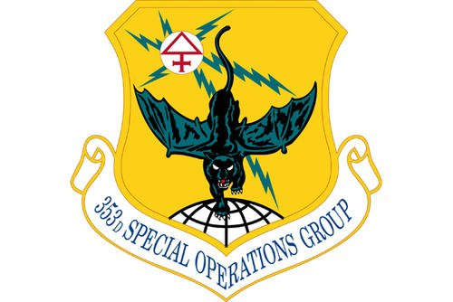 353d Special Operations Group icon.